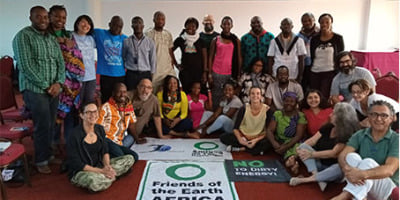 FoEA and African Climate Justice Groups' Statement on Oil Spill in Mauritius